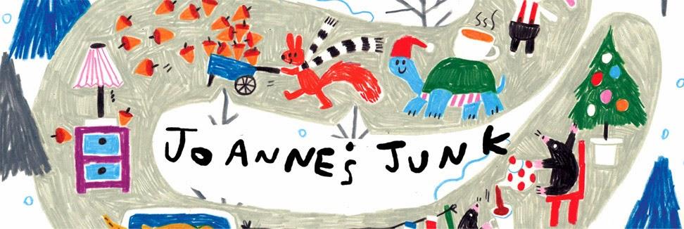 joanne's junk!
