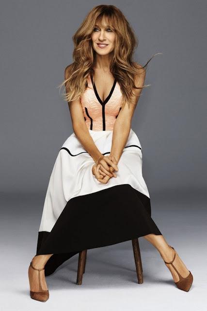 Sarah Jessica 2015