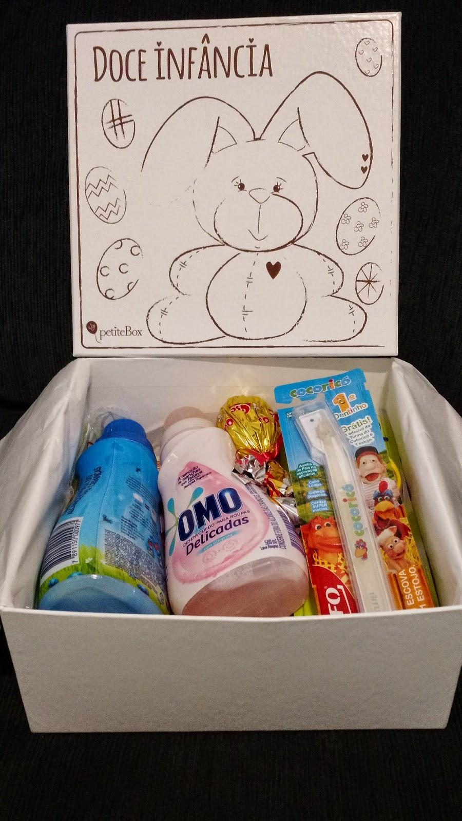 Petite Box Espaço das Mamães