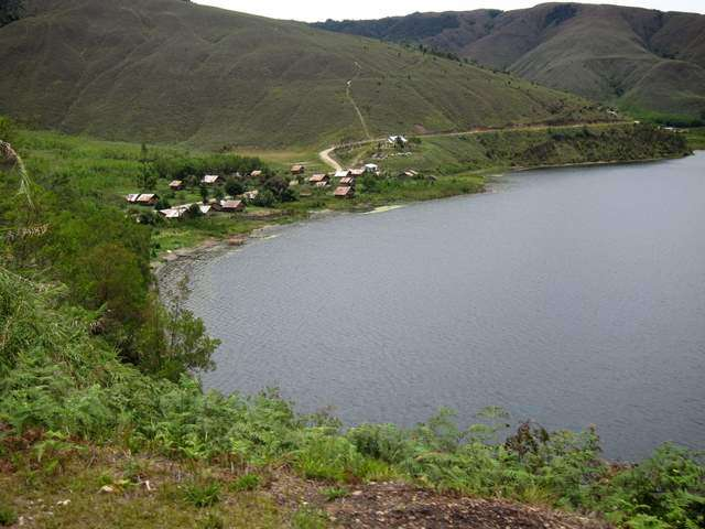 Image result for Danau Anggi