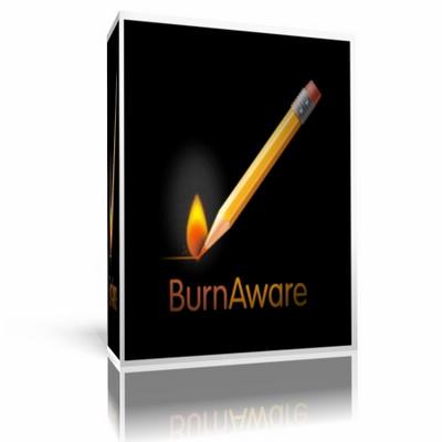 BurnAware Professional 4.5.0 (PL) + Plik .dll