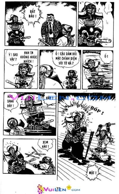 Siêu quậy Teppi chap 33 - Trang 74