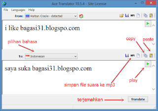 Aplikasi Kamus PC AC.Translator 10 Full Version