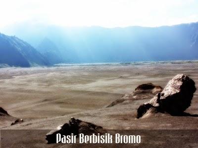 pasir berbisik bromo objek wisata gunung Bromo