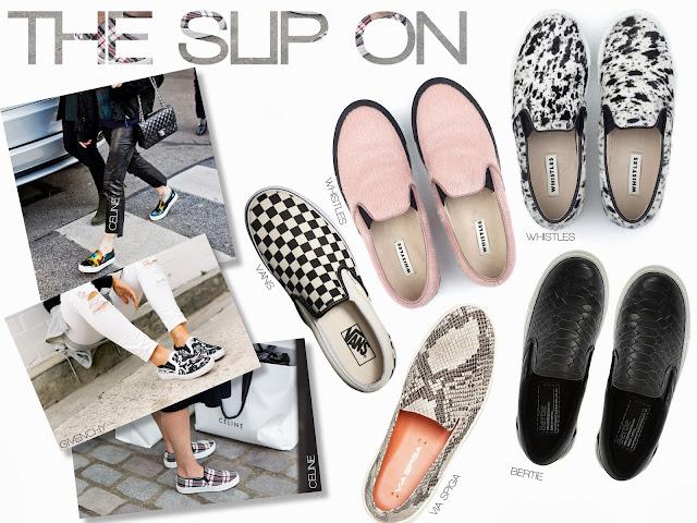 The Slip On Sneaker