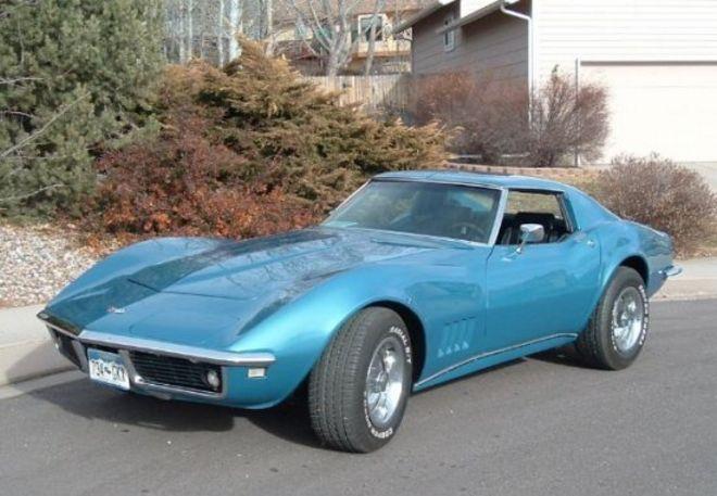 Corvette 68 stingray for Ebay motors financing bad credit