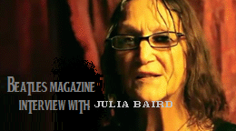 EXCLUSIVE INTERVIEW WITH JULIA BAIRD
