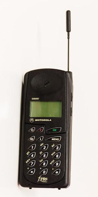 Motorola flare phone