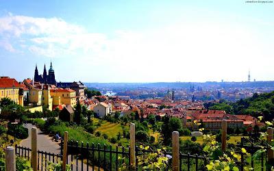 Prague Beautiful Paradise Wonderful Capital City Czech Republic Hd Desktop Wallpaper