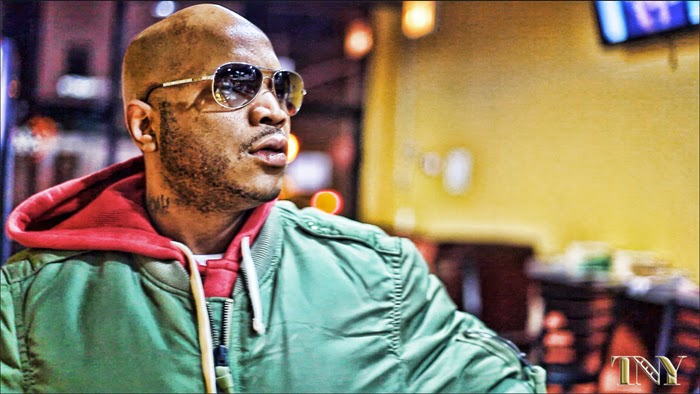 "Styles P Remixes Rapsody ""The Man"""