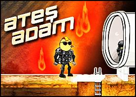 Ateş Adam Oyunu