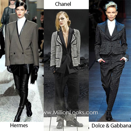 Stylasm Fashion Trends Overall Fall Winter 2011 2012 Women