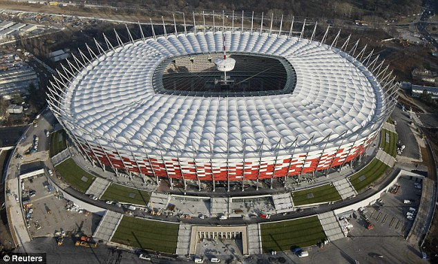 Gallery Venue Piala Eropa 2012 Polandia