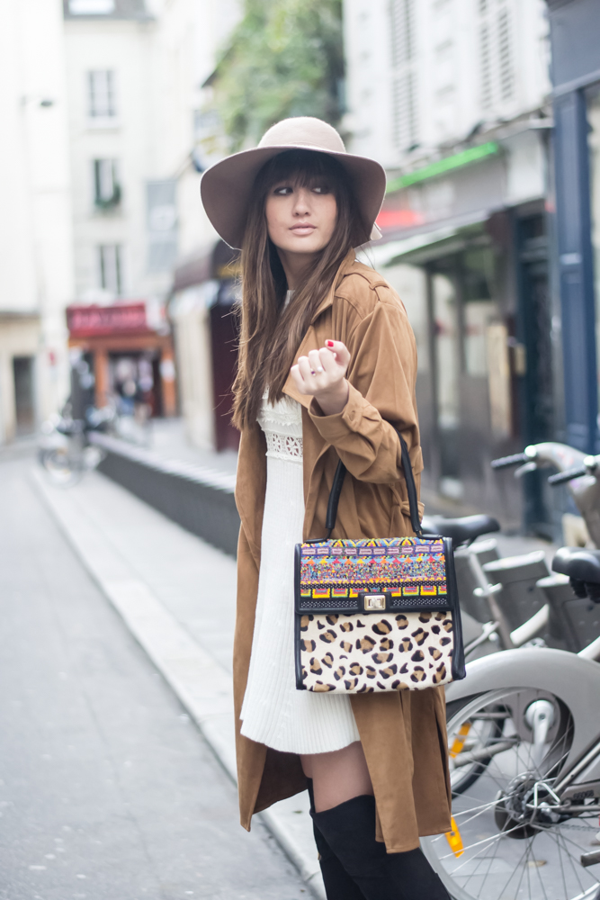 Meet me in paree, Look, Fashion, Blogger, Mode, Streetstyle, Manoush