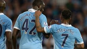Video Cuplikan Gol West Bromwich Albion vs Manchester City 0-3