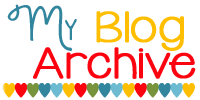 My Blog Archive
