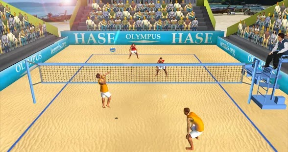 Beach Volleyball Android
