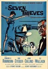 Siete ladrones (1960 - Seven Thieves)