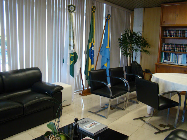 Café com o Presidente do Tribunal de Contas do DF