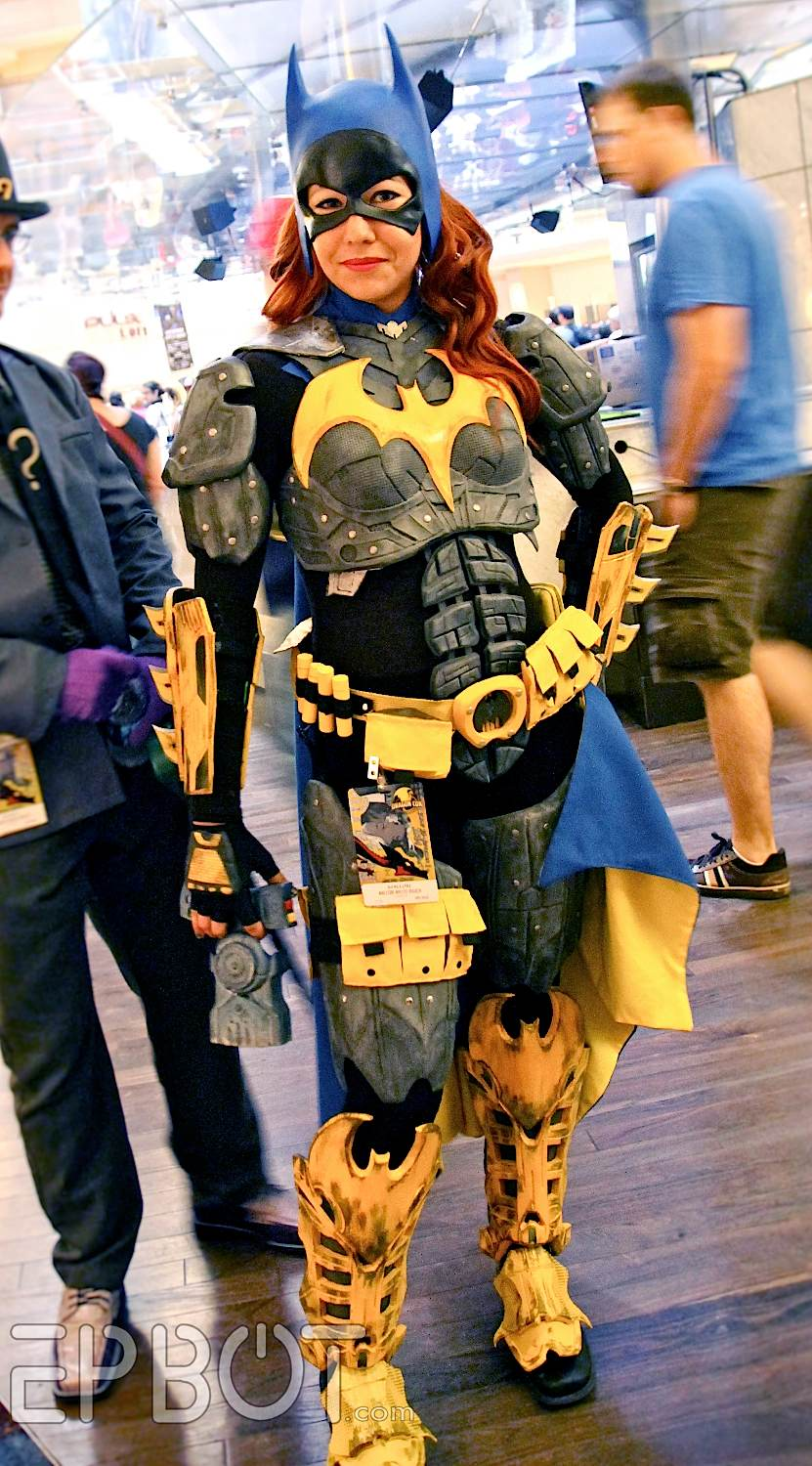 Epbot the best cosplay of dragon con 2014 pt 1