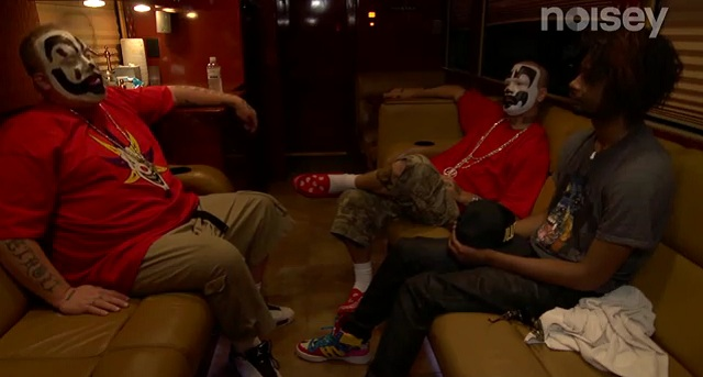 ICP DB Insane Clown Posse x Danny Brown   Back & Forth
