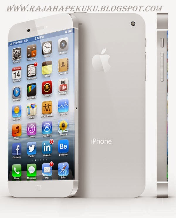 Harga Apple iPhone 6 Plus White Terbaru Spesifikasi Lengkap, Best Product Seller News 2014-2015
