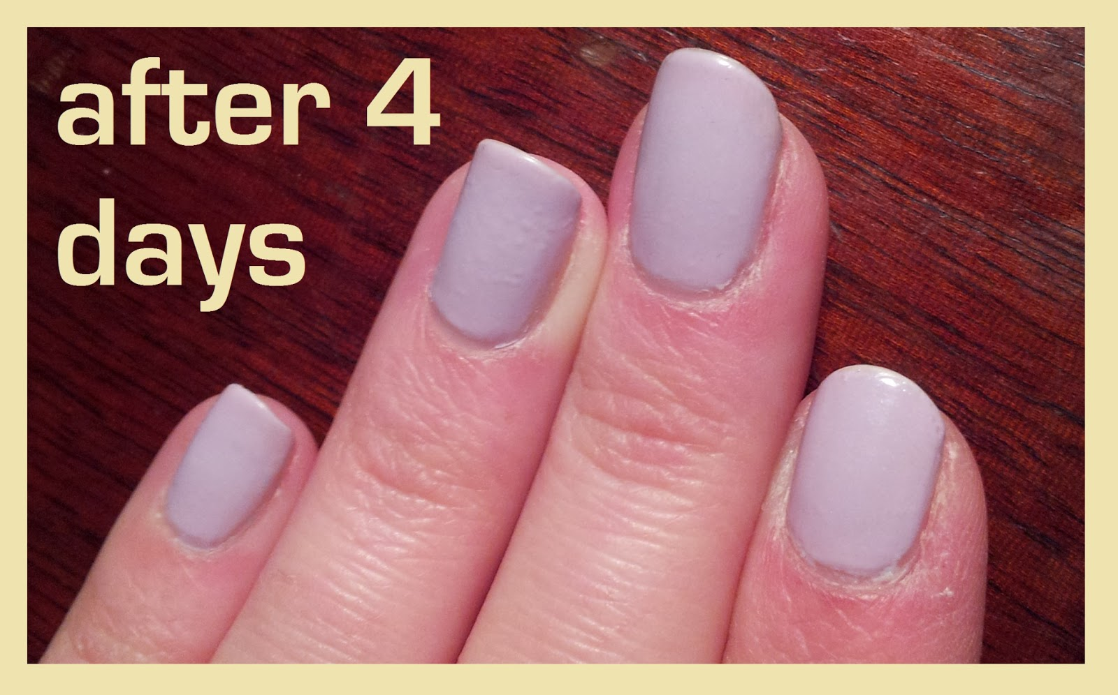 Lainamarie91 flower beauty naild it nail lacquer in np6 i i usually do 3 layers of any polish anyway so i dont find it to be an issue izmirmasajfo