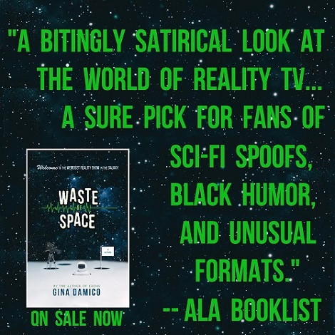 Check out WASTE OF SPACE!