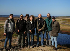 SCB-ES Board, Lake Ladoga, September 2014