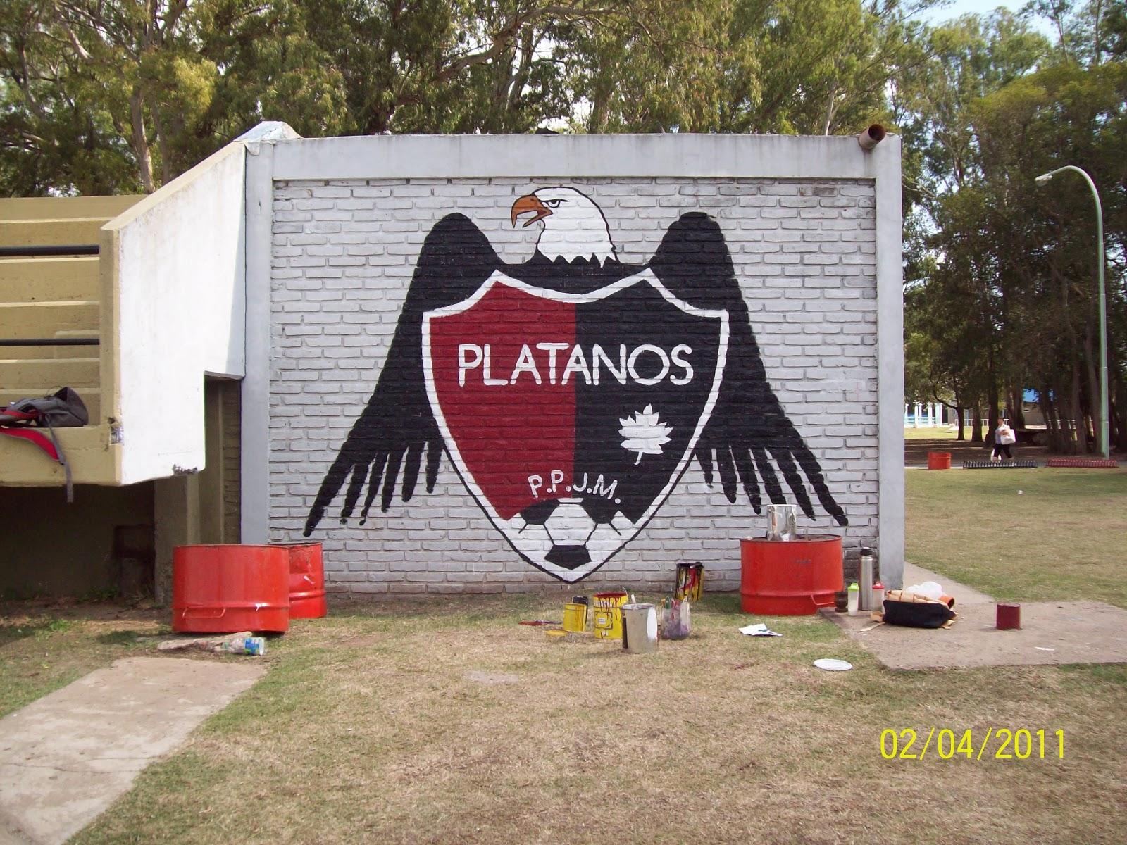 Club polideportivo platanos el nuevo mural de platanos for Club de suscriptores mural