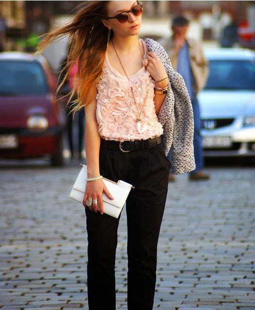 Yeni Moda Bayan Çantaları