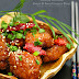 Chinese sweet & spicy boneless chicken bites