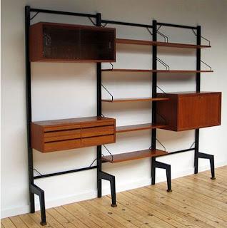 Inspirasi Furniture Jati Lemari Klasik Poul Cadovius