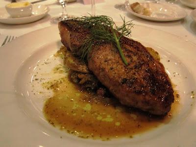 Pan Roasted Pork Loin at Osteria Mozza