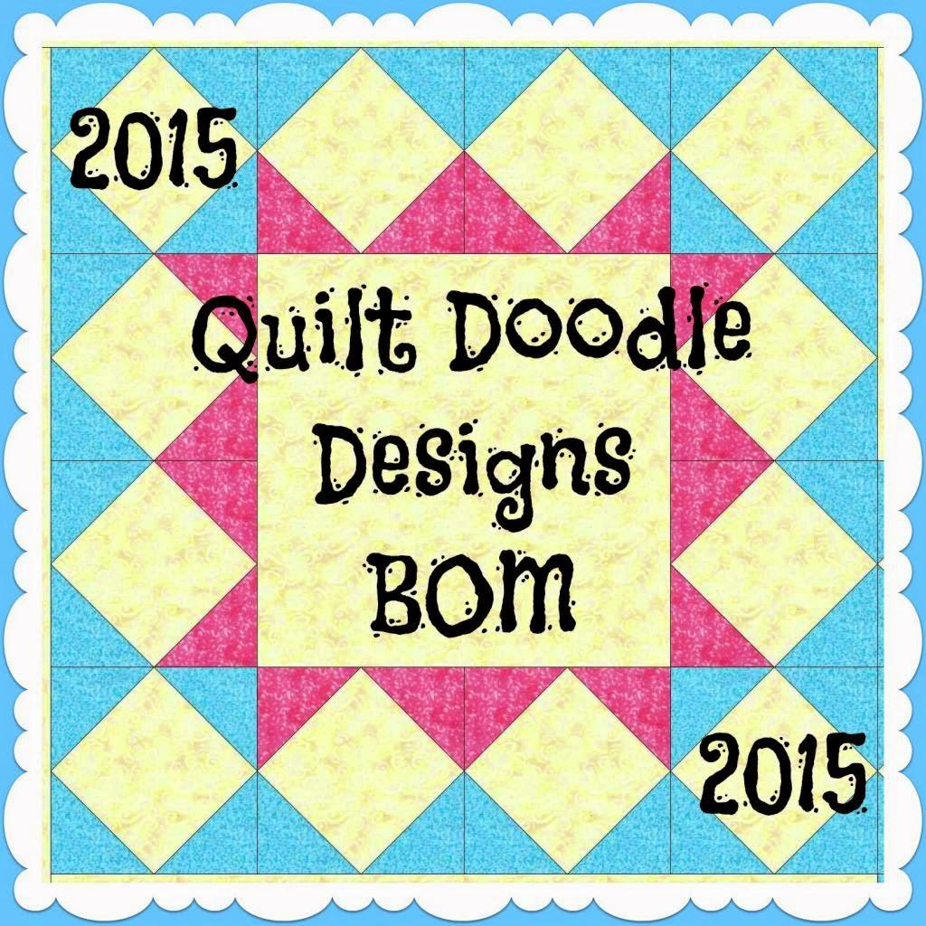 Quilt Doodle BOM 2015