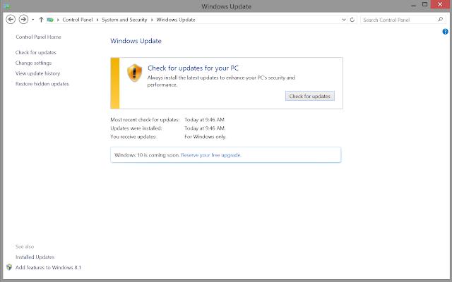 طريقة تحميل وتنصيب ويندوز 10 + مدعم بالصور | Windows 10