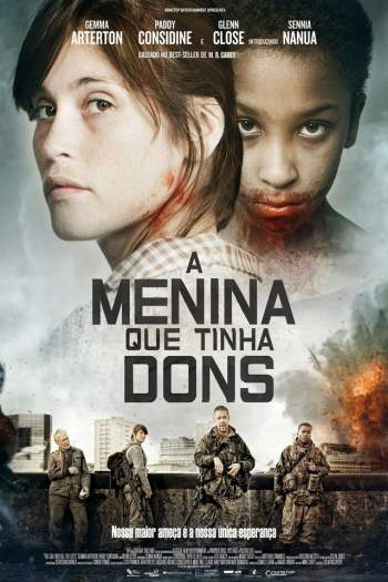 A Menina Que Tinha Dons Torrent - BluRay 720p/1080p Dual Áudio