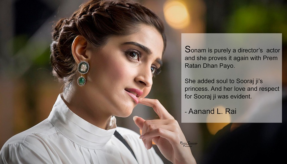 Sonam Kapoor Interview Image