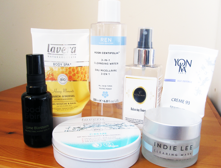 January Empties / Products I've Used Up