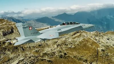 thế giới lốp, lop xe, lốp xe ô tô, giá lốp, gia lop, Máy bay chiến đấu rơi tại Thụy Sĩ