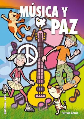 """Libro Música y Paz en tocapartituras.com """"CONTANDO ESTRELLAS"""""""