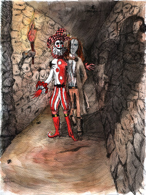 an analysis of a friend who wants revenge in the cask of amontillado Need help with cask of amontillado  he brings luchesi up whenever he wants to keep  this friend of his wanted revengeso this friend made the.