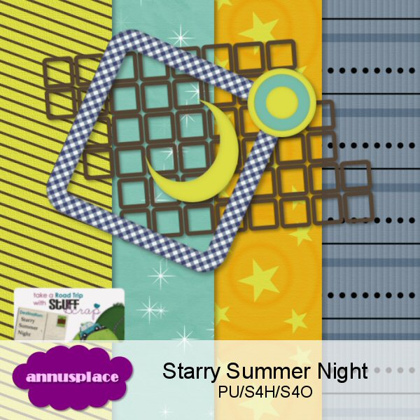 Preview of Starry Sumer Night