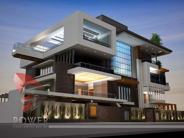 Innovative Architectural Design Of  Bungalow