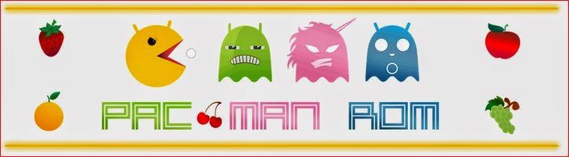 Pacman-rom for moto e condor