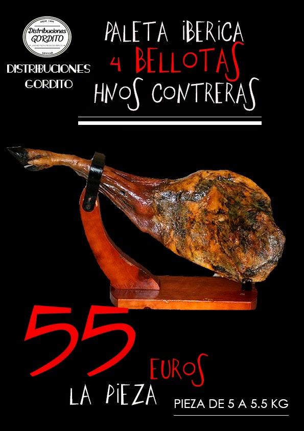 Distribuciones gordito venta de jamones y embutidos for La iberica precios
