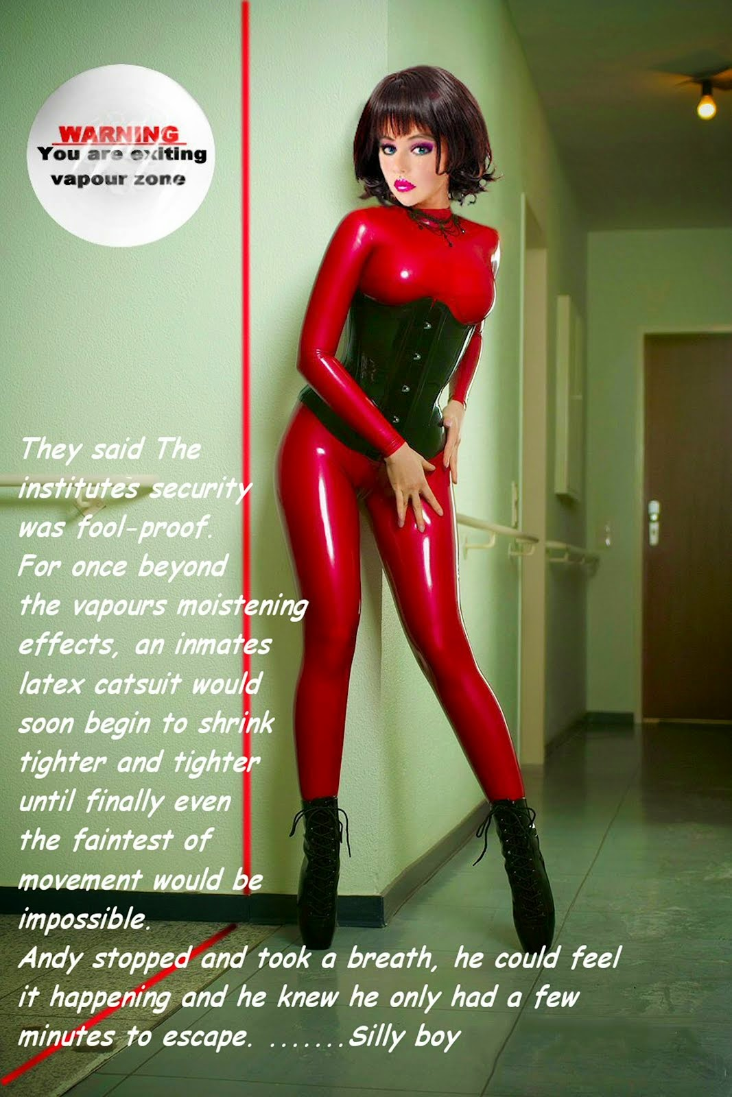 latex feminization
