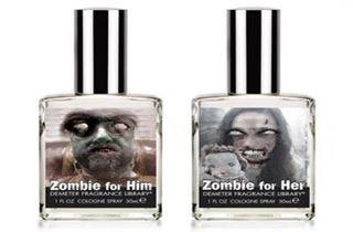 Zombie Parfum-Parfum Dengan Aroma Yang Unik