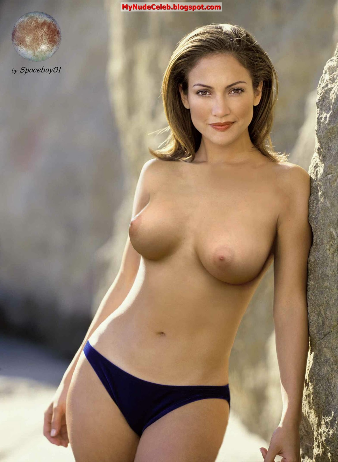 Celebrity Nude Picture Of Jennifer Lopez