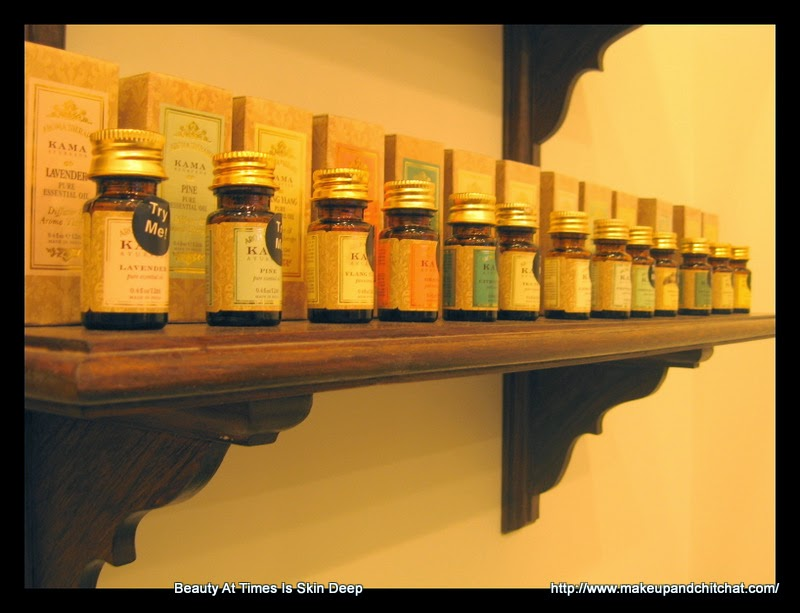 Kama Ayurveda Essential oils